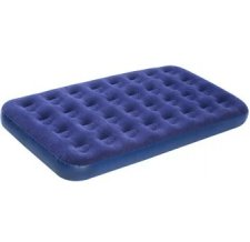 Надувная кровать Relax Flocked Air Bed Twin JL020334N